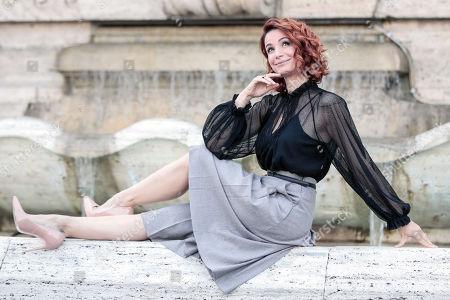 Stock Picture of Andrea Delogu