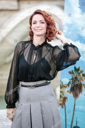 Stock Image of Andrea Delogu