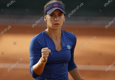 Editorial picture of French Open tennis tournament at Roland Garros, Paris, France - 01 Oct 2020
