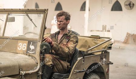 Stock Image of Luke Treadaway as Matthew Webb.