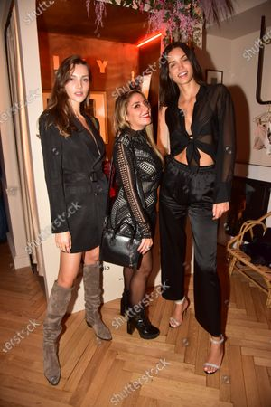 Olesya Senchenko, Sofia Resing, Mademoiselle Valerie Style