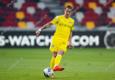 Stock Picture of Stefan Johansen of Fulham