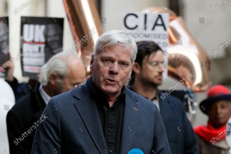 Editorial image of Assange, London, United Kingdom - 01 Oct 2020