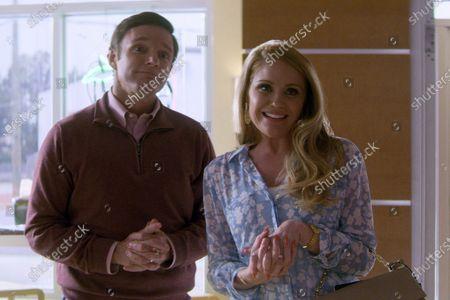 Mackenzie Astin as Anderson Wesley and Virginia Williams as Debbie Wesley