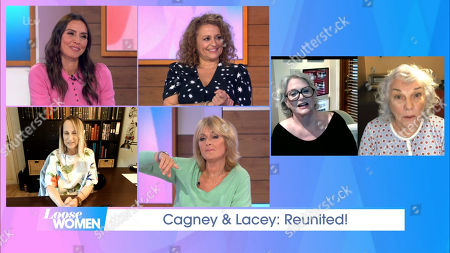 Editorial photo of 'Loose Women' TV Show, London, UK - 01 Oct 2020