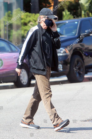 Editorial picture of Dana Carvey out and about, Los Angeles, USA - 30 Sep 2020