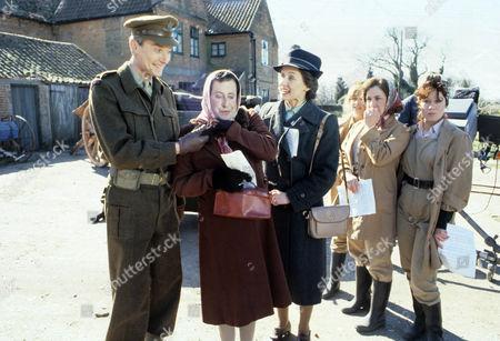 Series 3 - Timothy Carlton as Captain Lillie, Geraldine Newman as Miss Rainbow