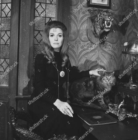 Stock Photo of Pamela Ann Davy.