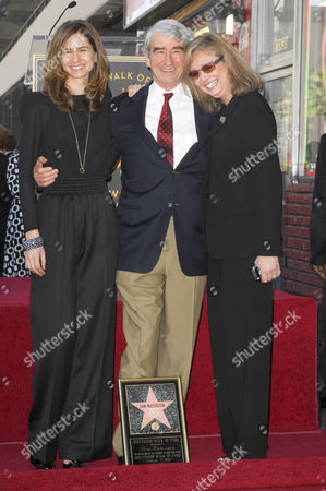Editorial photo of Sam Waterston Honored With A Star On The Hollywood Walk Of Fame, Los Angeles, America - 07 Jan 2010