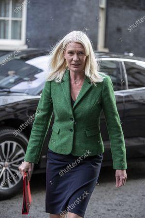 Stock Image of Amanda Milling MP, Minister without Portfolio