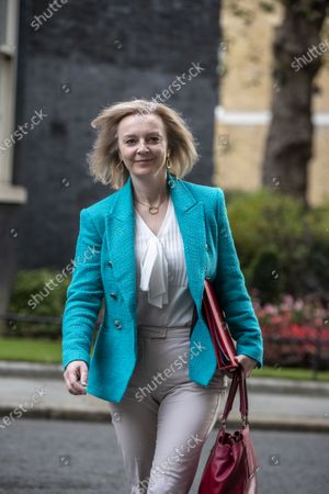 Liz Truss MP, Secretary of State for International Trade and President of the Board of Trade, Minister for Women and Equalities
