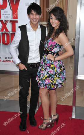 Stock Image of Boo Boo Stewart and sister Fival