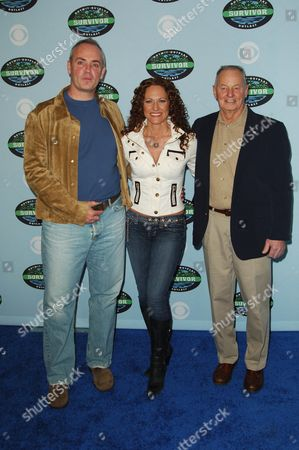 Richard Hatch, Jerri Manthey & Rudy Boesch