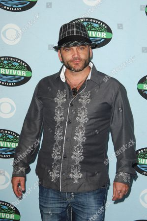 Stock Picture of Russell Hantz