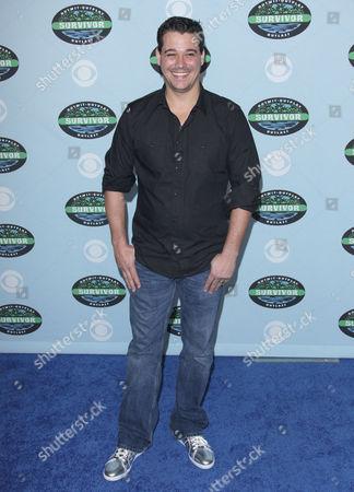 Stock Photo of Rob Mariano