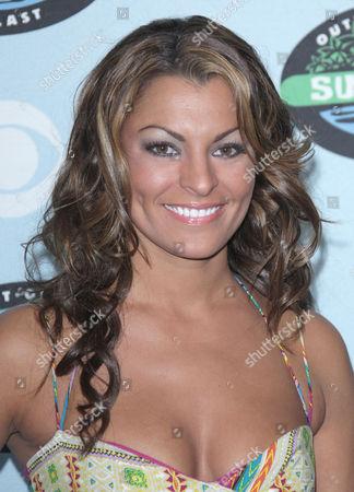 Editorial image of 'Survivor' 10 Year Anniversary Party, Los Angeles, America - 09 Jan 2010