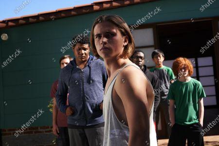 Tanner Buchanan as Robby Keene