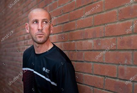 Editorial image of Michael Gough photoshoot, Hartlepool, UK - 03 Sep 2020