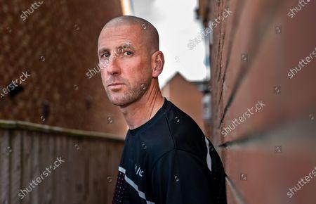 Editorial photo of Michael Gough photoshoot, Hartlepool, UK - 03 Sep 2020