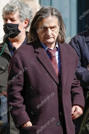 Stock Picture of Jean-Pierre Leaud