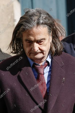 Stock Photo of Jean-Pierre Leaud