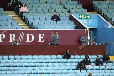Editorial photo of Aston Villa v Stoke City, EFL Cup - 01 Oct 2020
