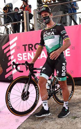 Editorial photo of 2020 Giro d'Italia cycling race, Segesta, Italy - 01 Oct 2020