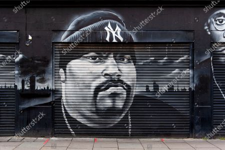 A tribute to the American rapper and actor Christopher Lee Rios, better known by his stage name Big Pun. Chip Shop BXTN, is a Hip hop chip shop on the corner of Coldharbour Lane and Atlantic Road in Brixton, London which serves food, music & hosts live events.