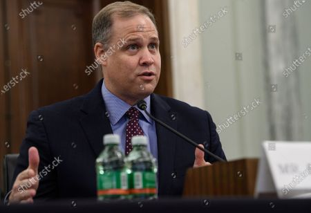 NASA Administrator Jim Bridenstine testifies before a US Senate Commerce, Science and Transportation committee on Capitol Hill in Washington, DC, on September 30, 2020.