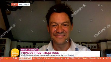 Editorial image of 'Good Morning Britain' TV Show, London, UK - 02 Oct 2020