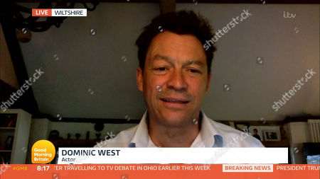 Editorial photo of 'Good Morning Britain' TV Show, London, UK - 02 Oct 2020