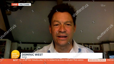 Stock Picture of Dominic West