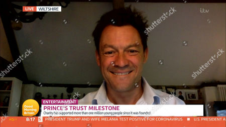 Editorial picture of 'Good Morning Britain' TV Show, London, UK - 02 Oct 2020