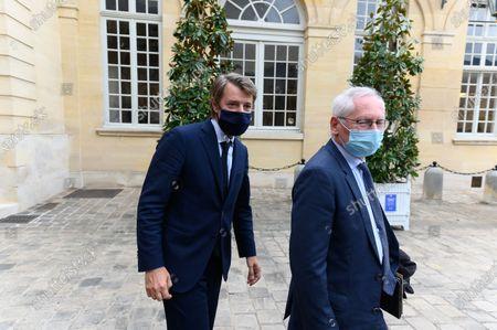 Francois Baroin and jean-Paul Jeandon.