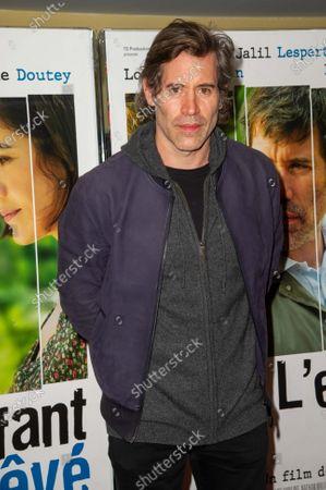 Editorial picture of 'Dreamchild' film premiere, UGC Cine Cite Les Halles, Paris, France - 01 Oct 2020