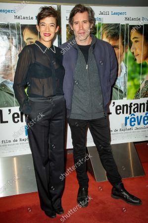 Editorial image of 'Dreamchild' film premiere, UGC Cine Cite Les Halles, Paris, France - 01 Oct 2020