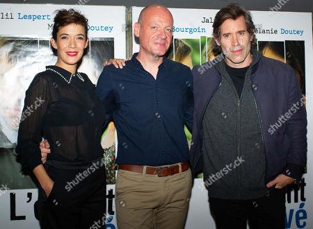 Editorial photo of 'Dreamchild' film premiere, UGC Cine Cite Les Halles, Paris, France - 01 Oct 2020