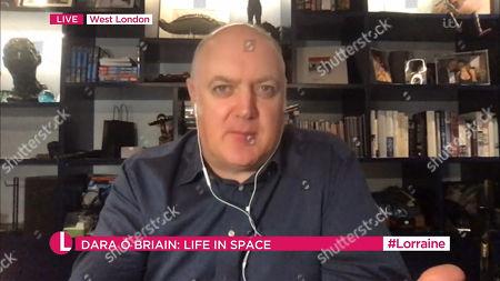 Editorial photo of 'Lorraine' TV Show, London, UK - 02 Oct 2020