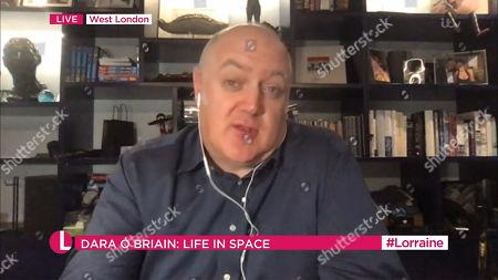 Editorial image of 'Lorraine' TV Show, London, UK - 02 Oct 2020