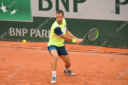 Editorial picture of French Open Tennis, Day Three, Roland Garros, Paris, France - 29 Sep 2020