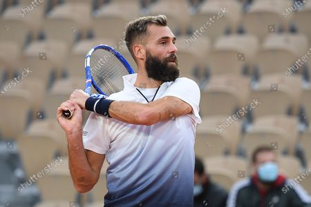 Editorial picture of French Open Tennis, Day Four, Roland Garros, Paris, France - 30 Sep 2020