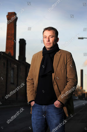 Editorial image of Writer Raphael Selbourne in Wolverhampton, Britain - 04 Jan 2010