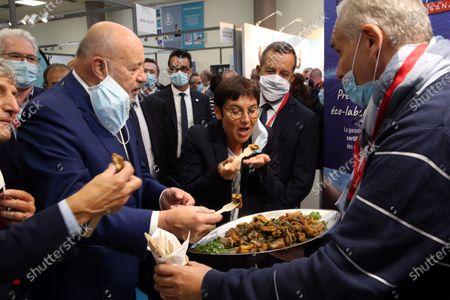 Editorial photo of Annick Girardin inaugurates the coastal fair, La Grande-Motte, France - 29 Sep 2020