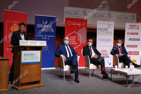 Annick Girardin, Jean-Michel Baylet, Didier Codorgniou, Stephan Rossignol.