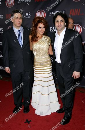 Guest, Kirsten Price and George Maloof