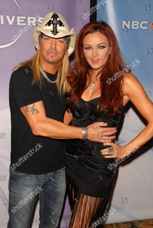 Bret Michaels and Maria Kanellis