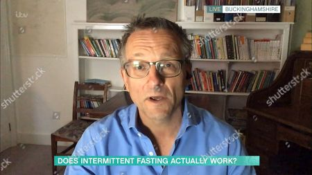Stock Image of Dr. Michael Mosley
