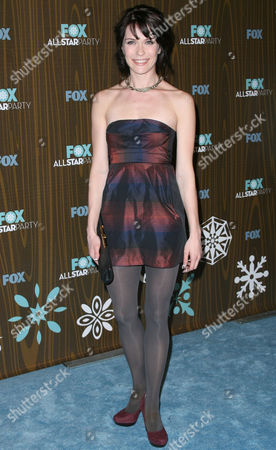 Editorial picture of 2010 Fox Winter All Star Party, Villa Sorisso, Pasadena, California, America - 11 Jan 2010