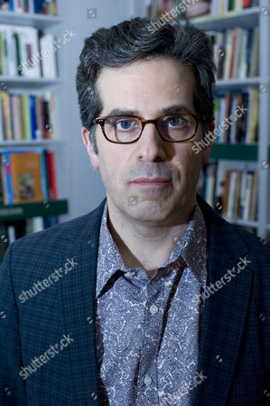 Stock Picture of Jonathan Lethem
