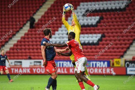Editorial photo of Charlton Athletic v Sunderland, EFL Sky Bet League One, Football, The Valley, London, UK  03 Oct 2020
